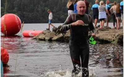 My journey to the Return to Triathlon event August 2021