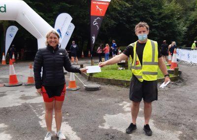 Hazlewood Triathlon 2021 prize winners