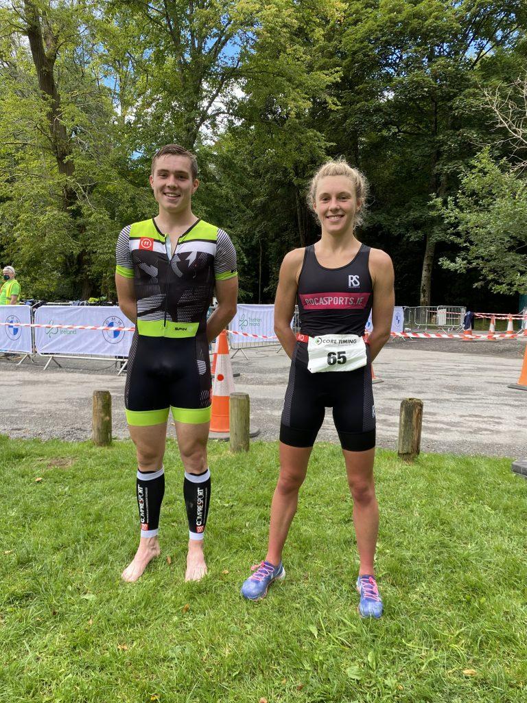Hazlewood Triathlon 2021 winners